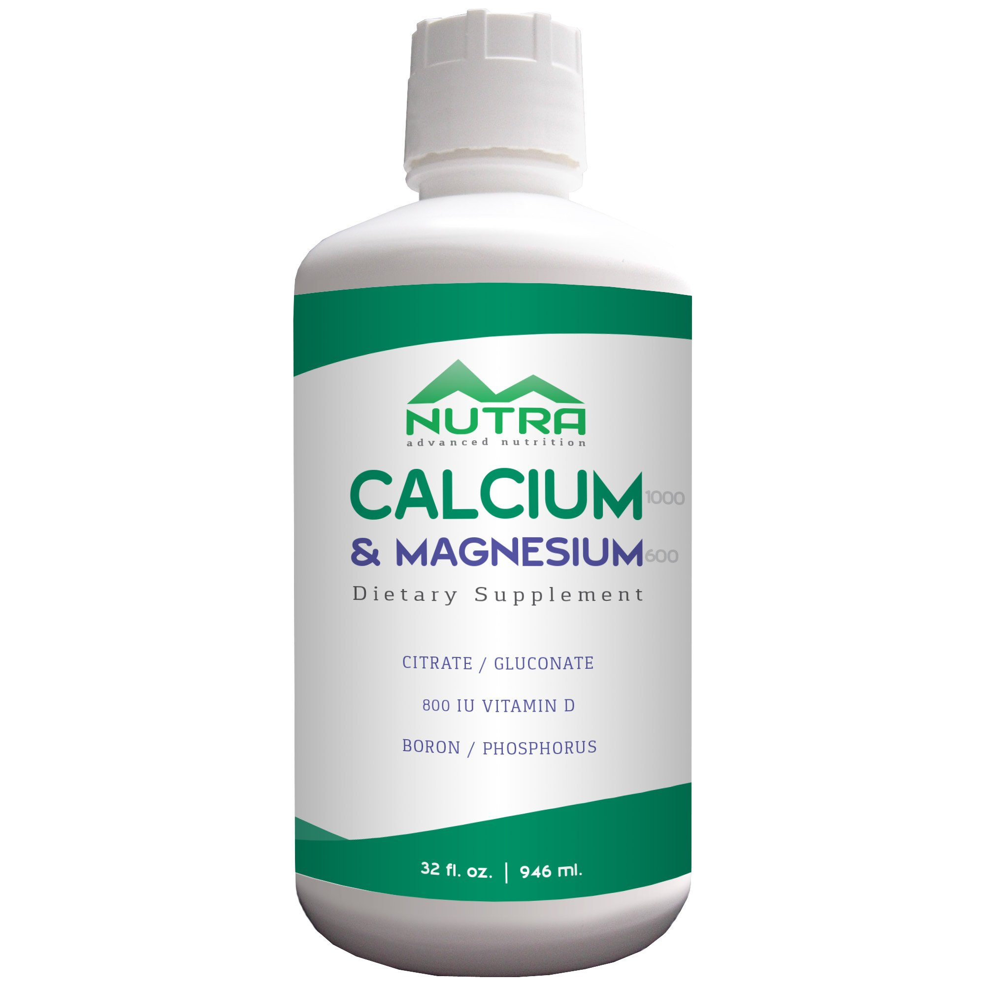 Private Label Calcium Magnesium Supplement