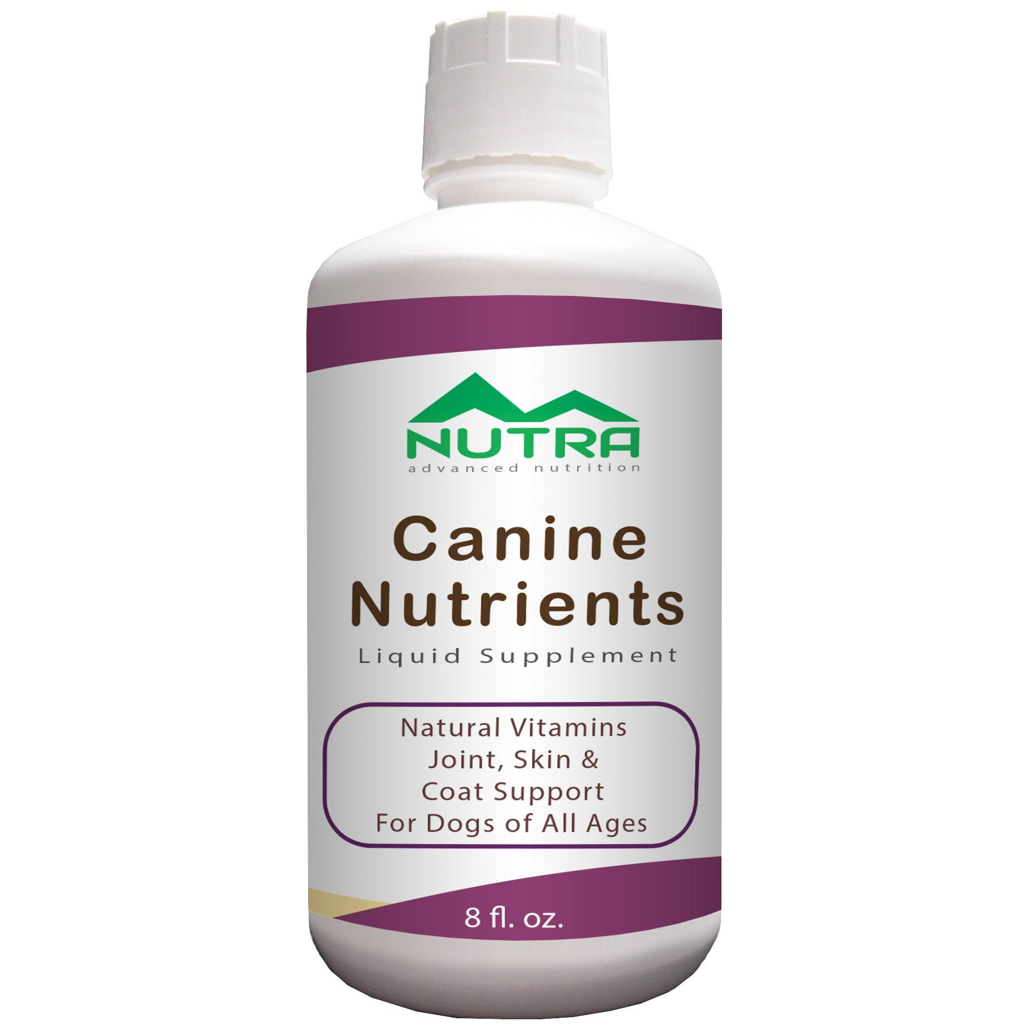 Private Label Dog Vitamins and Canine Supplements