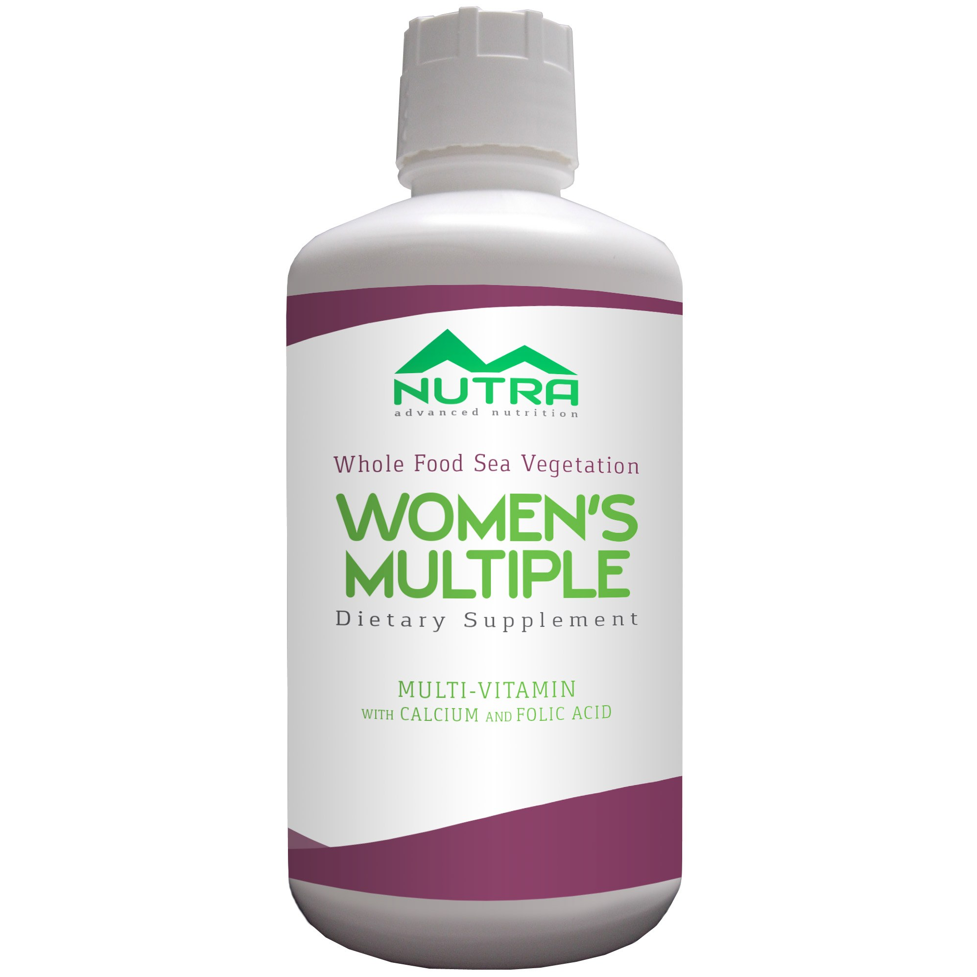 Private Label Women's Whole Foods Multivitamin